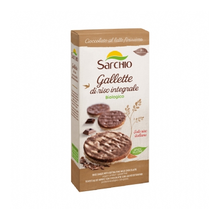 Gallette Cioccolato Latte Finissimo